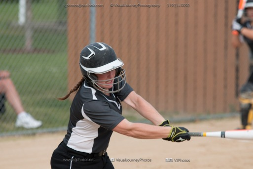 Softball Varsity Vinton-Shellsburg vs Clear Creek Amana 2014-5036