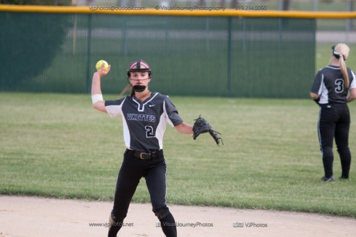 Softball Varsity Vinton-Shellsburg vs Clear Creek Amana 2014-5039
