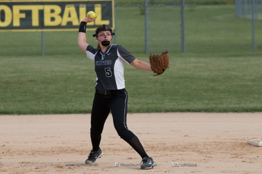 Softball Varsity Vinton-Shellsburg vs Clear Creek Amana 2014-5047