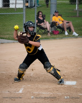 Softball Varsity Vinton-Shellsburg vs Clear Creek Amana 2014-5056