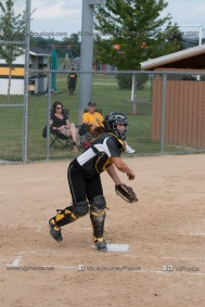 Softball Varsity Vinton-Shellsburg vs Clear Creek Amana 2014-5059