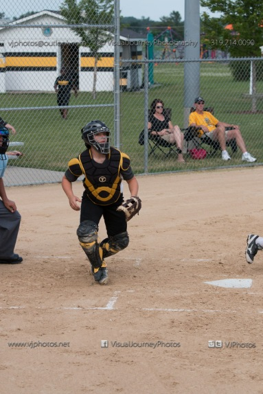 Softball Varsity Vinton-Shellsburg vs Clear Creek Amana 2014-5061