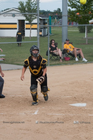 Softball Varsity Vinton-Shellsburg vs Clear Creek Amana 2014-5062