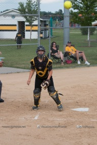 Softball Varsity Vinton-Shellsburg vs Clear Creek Amana 2014-5063