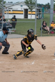 Softball Varsity Vinton-Shellsburg vs Clear Creek Amana 2014-5065