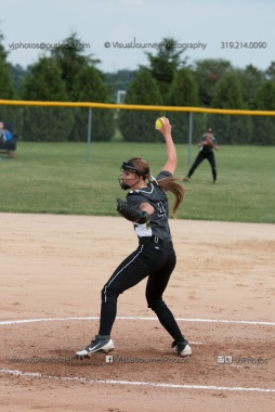 Softball Varsity Vinton-Shellsburg vs Clear Creek Amana 2014-5083