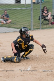 Softball Varsity Vinton-Shellsburg vs Clear Creek Amana 2014-5088