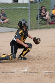 Softball Varsity Vinton-Shellsburg vs Clear Creek Amana 2014-5089
