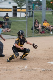 Softball Varsity Vinton-Shellsburg vs Clear Creek Amana 2014-5091