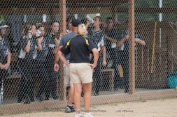 Softball Varsity Vinton-Shellsburg vs Clear Creek Amana 2014-5097