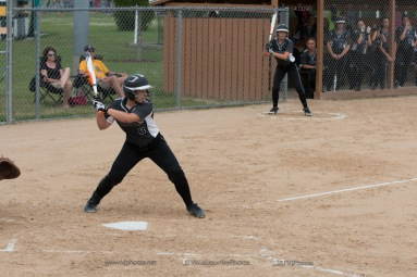 Softball Varsity Vinton-Shellsburg vs Clear Creek Amana 2014-5106