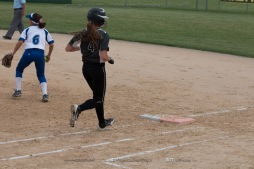 Softball Varsity Vinton-Shellsburg vs Clear Creek Amana 2014-5124