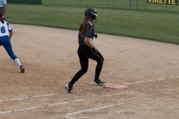 Softball Varsity Vinton-Shellsburg vs Clear Creek Amana 2014-5125