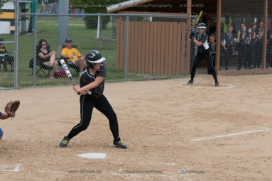 Softball Varsity Vinton-Shellsburg vs Clear Creek Amana 2014-5129