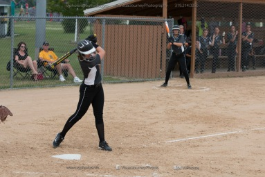 Softball Varsity Vinton-Shellsburg vs Clear Creek Amana 2014-5140
