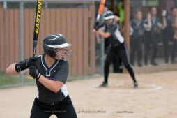Softball Varsity Vinton-Shellsburg vs Clear Creek Amana 2014-5145