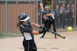 Softball Varsity Vinton-Shellsburg vs Clear Creek Amana 2014-5148