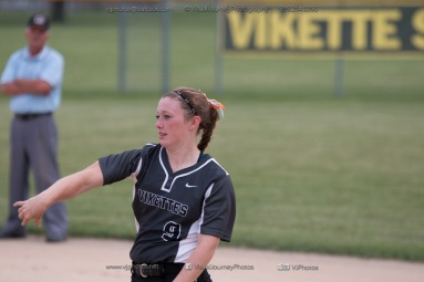 Softball Varsity Vinton-Shellsburg vs Clear Creek Amana 2014-5150