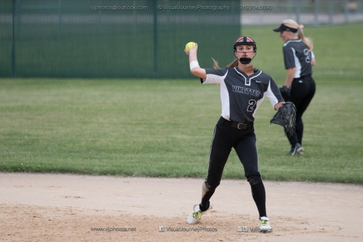 Softball Varsity Vinton-Shellsburg vs Clear Creek Amana 2014-5152