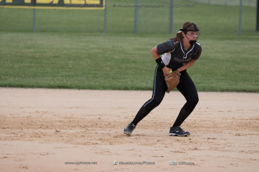 Softball Varsity Vinton-Shellsburg vs Clear Creek Amana 2014-5160