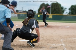 Softball Varsity Vinton-Shellsburg vs Clear Creek Amana 2014-5171