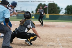 Softball Varsity Vinton-Shellsburg vs Clear Creek Amana 2014-5172