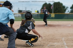 Softball Varsity Vinton-Shellsburg vs Clear Creek Amana 2014-5188