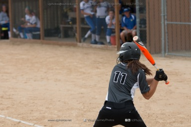 Softball Varsity Vinton-Shellsburg vs Clear Creek Amana 2014-5197