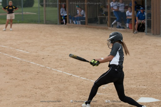Softball Varsity Vinton-Shellsburg vs Clear Creek Amana 2014-5206