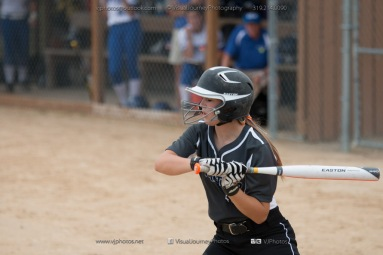 Softball Varsity Vinton-Shellsburg vs Clear Creek Amana 2014-5208