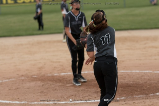 Softball Varsity Vinton-Shellsburg vs Clear Creek Amana 2014-5224