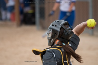 Softball Varsity Vinton-Shellsburg vs Clear Creek Amana 2014-5238