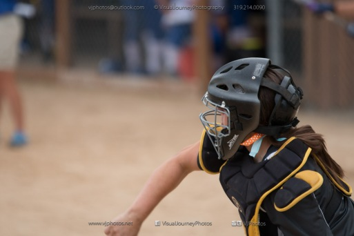 Softball Varsity Vinton-Shellsburg vs Clear Creek Amana 2014-5239