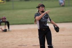Softball Varsity Vinton-Shellsburg vs Clear Creek Amana 2014-5246