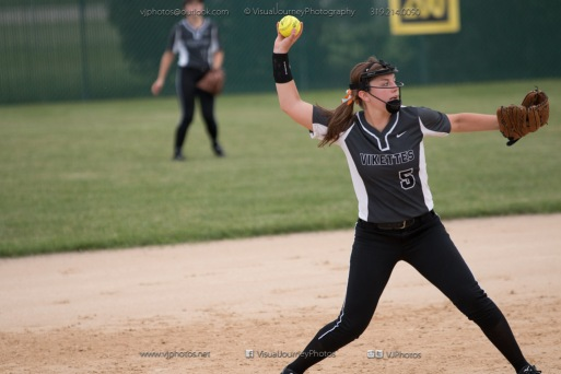 Softball Varsity Vinton-Shellsburg vs Clear Creek Amana 2014-5250
