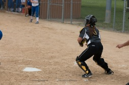 Softball Varsity Vinton-Shellsburg vs Clear Creek Amana 2014-5256