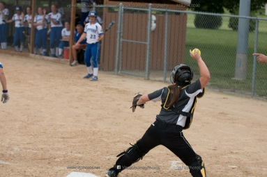 Softball Varsity Vinton-Shellsburg vs Clear Creek Amana 2014-5259