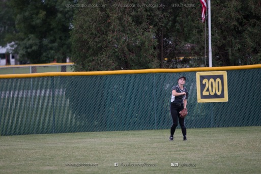 Softball Varsity Vinton-Shellsburg vs Clear Creek Amana 2014-5269
