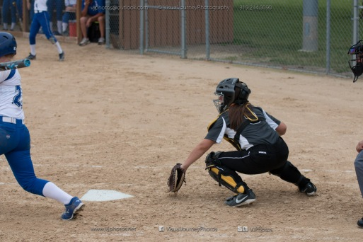 Softball Varsity Vinton-Shellsburg vs Clear Creek Amana 2014-5272