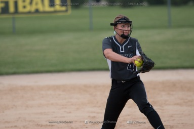 Softball Varsity Vinton-Shellsburg vs Clear Creek Amana 2014-5281