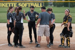 Softball Varsity Vinton-Shellsburg vs Clear Creek Amana 2014-5287