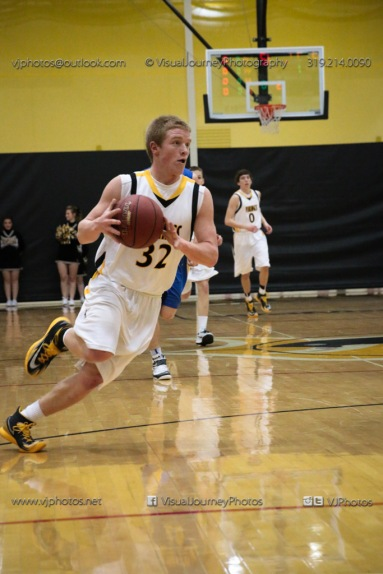 Sophomore Basketball Vinton-Shellsburg vs Benton Community-8437