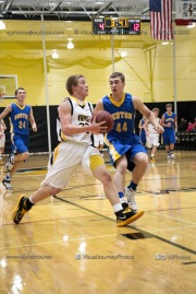 Sophomore Basketball Vinton-Shellsburg vs Benton Community-8439