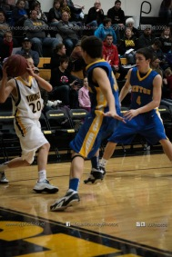 Sophomore Basketball Vinton-Shellsburg vs Benton Community-8636