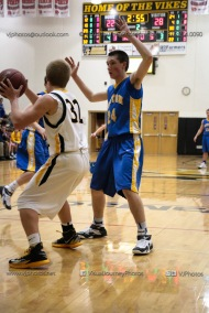Sophomore Basketball Vinton-Shellsburg vs Benton Community-8637