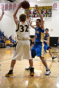 Sophomore Basketball Vinton-Shellsburg vs Benton Community-8638