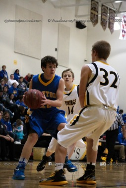 Sophomore Basketball Vinton-Shellsburg vs Benton Community-8640