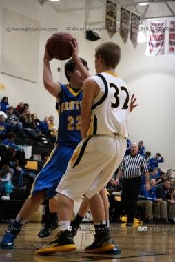 Sophomore Basketball Vinton-Shellsburg vs Benton Community-8641
