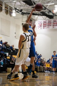 Sophomore Basketball Vinton-Shellsburg vs Benton Community-8642