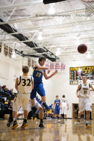 Sophomore Basketball Vinton-Shellsburg vs Benton Community-8643